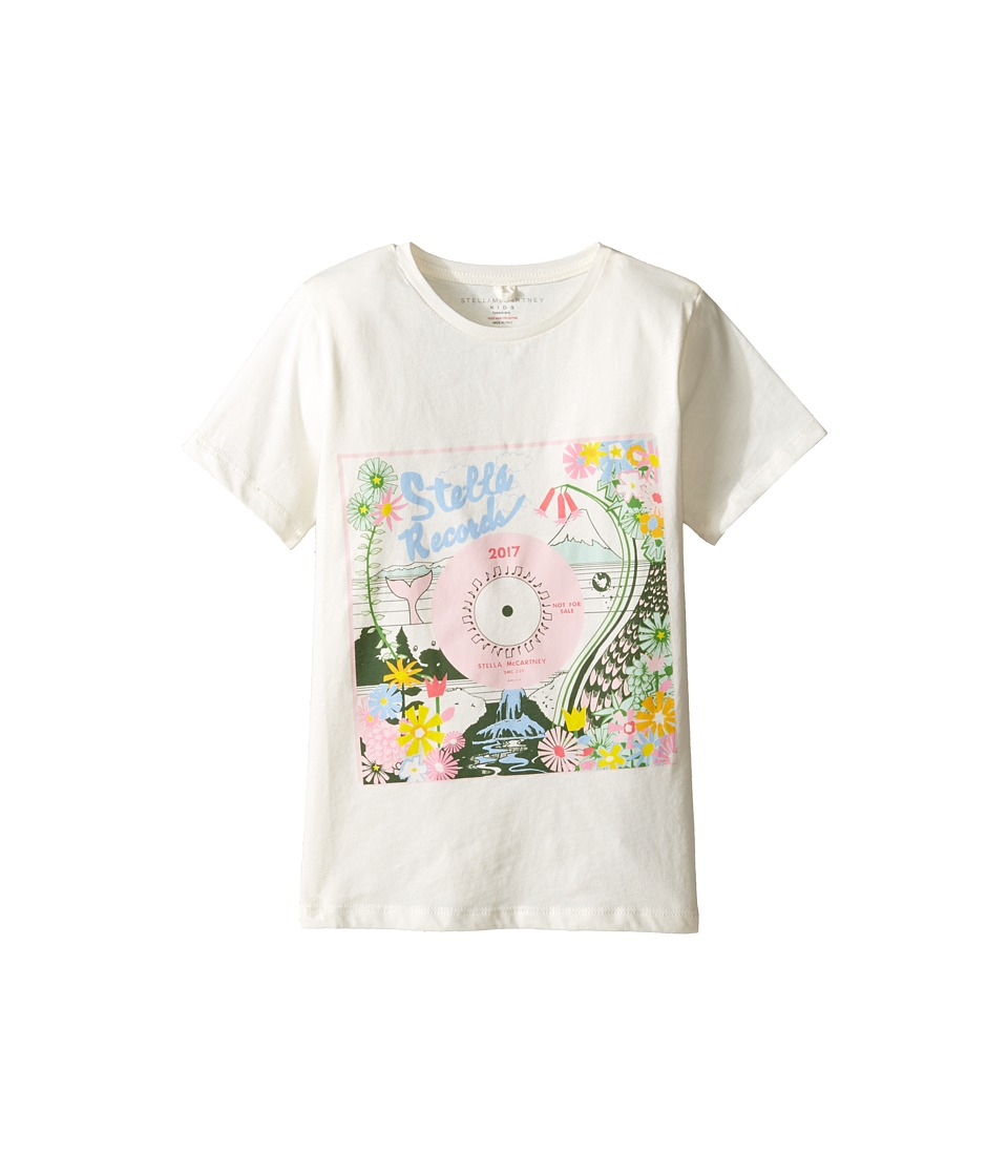 Stella McCartney Kids Stella McCartney Kids - Arlow Floral 'Stella Records' Tee