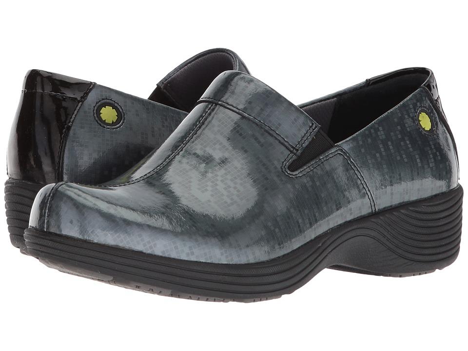 Work Wonders by Dansko Coral (Grid Patent) Women's Shoes