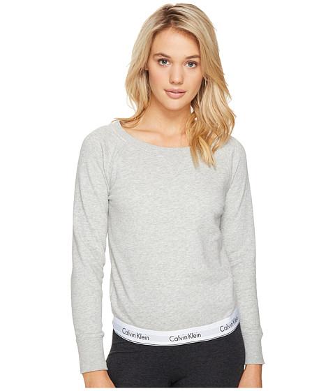 Calvin Klein Underwear Modern Cotton Line Extension Top Long Sleeve Sweatshirt