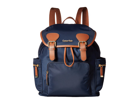 Calvin Klein New Nylon Backpack - Navy