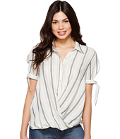 Blank NYC - Striped Detailed Shirt in Me and You
