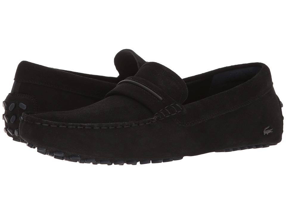 Lacoste Herron 117 1 Cam (Black) Men