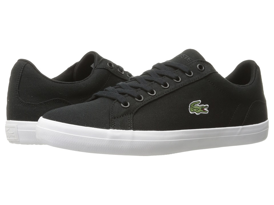 Lacoste - Lerond BL 2 (Black) Mens Shoes