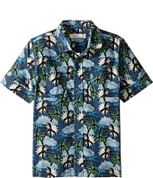 Stella McCartney Kids - Rowan Hawaiin Printed Shirt (Toddler/Little Kids/Big Kids)