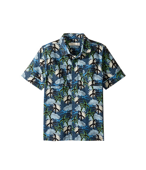 Stella McCartney Kids Rowan Hawaiin Printed Shirt (Toddler/Little Kids/Big Kids)