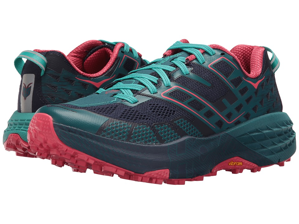Hoka One One Speedgoat 2 (Peacoat/Ceramic) Women