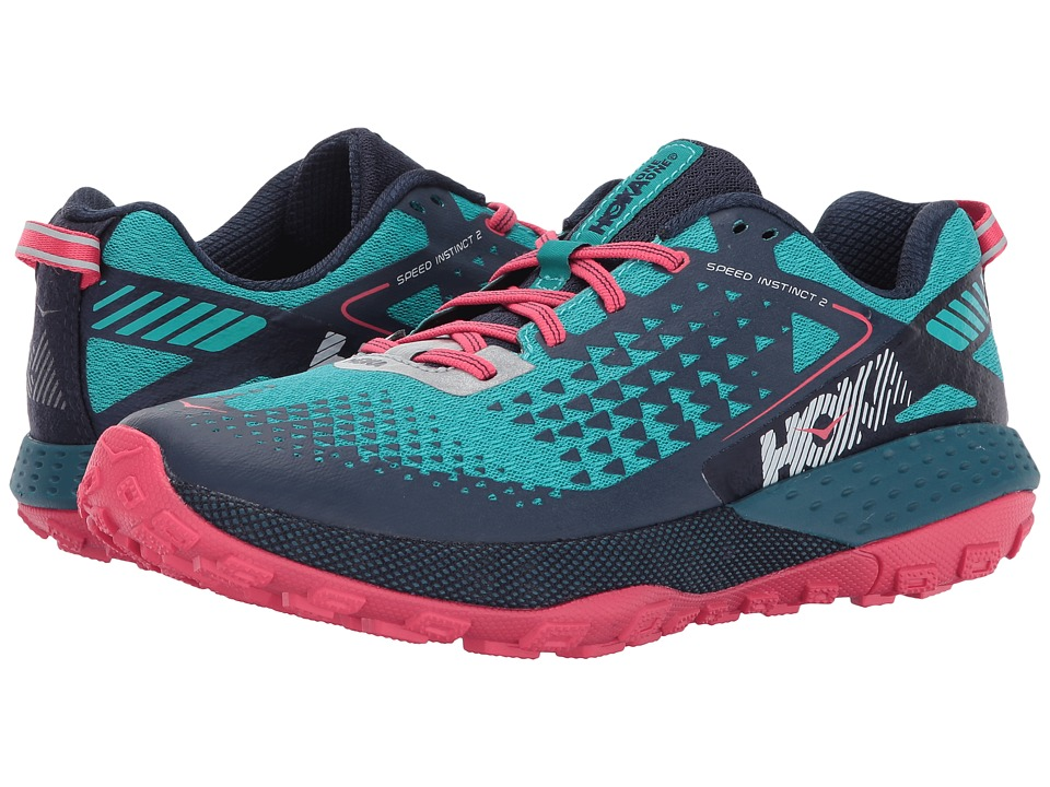 Hoka One One Speed Instinct 2 (Peacoat/Ceramic) Women