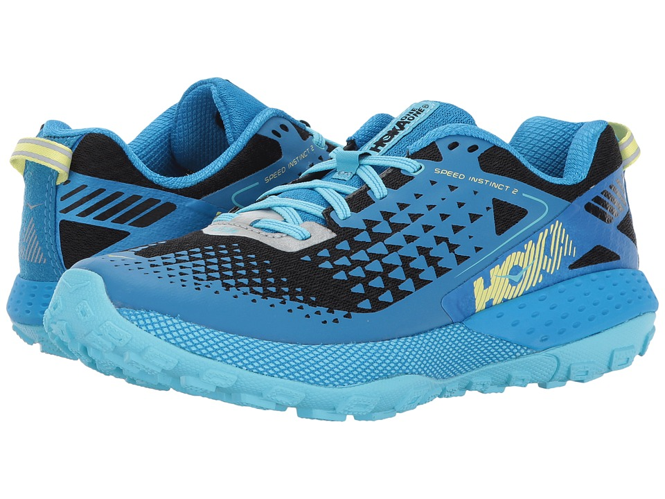 Hoka One One Speed Instinct 2 (Blue Aster/Black) Women