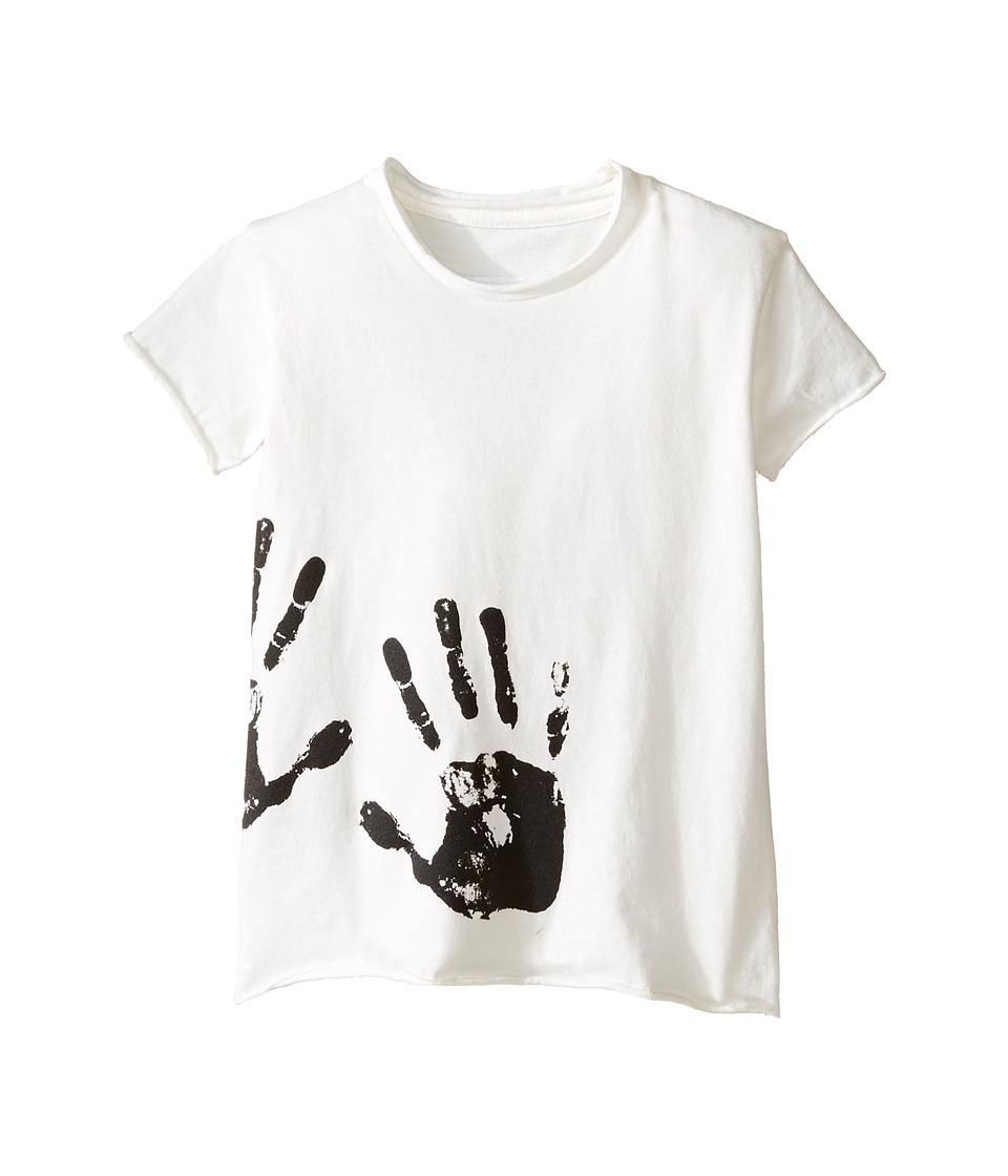 Nununu - Hand Print Raw T-Shirt