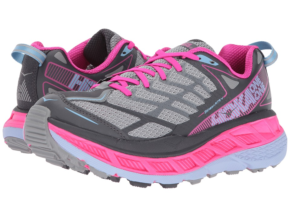 Hoka One One Stinson ATR 4 (Asphalt/Griffin) Women