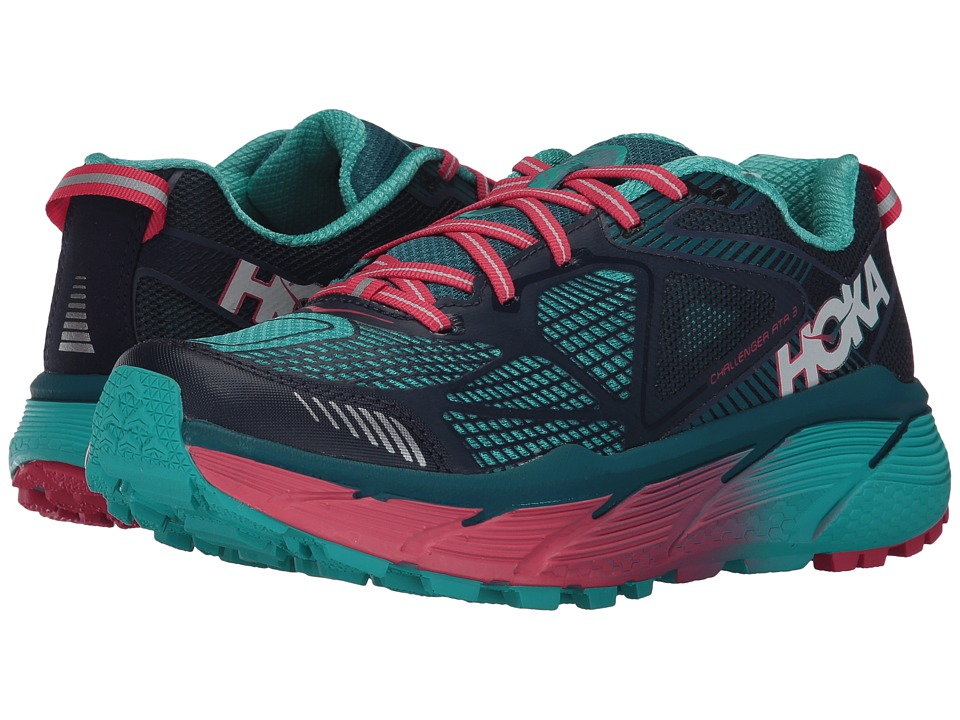 Hoka One One Challenger ATR 3 (Peacoat/Ceramic) Women