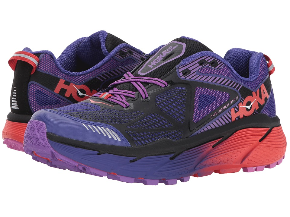 Hoka One One Challenger ATR 3 (Deep Blue/Black) Women