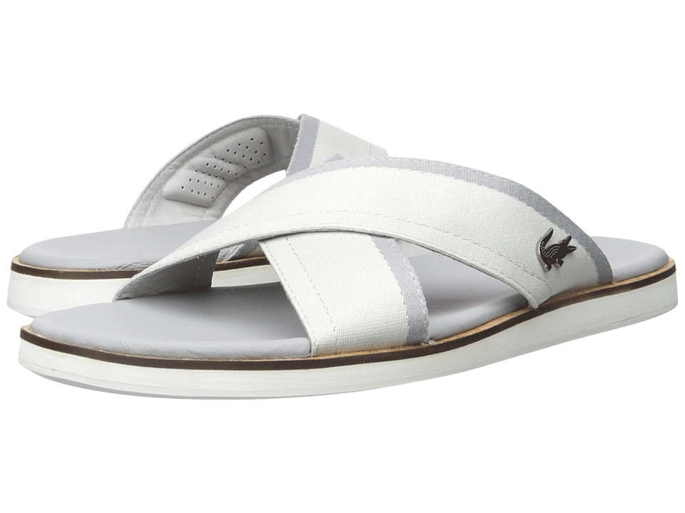 Lacoste Coupri Sandal 217 1 (Grey) Men