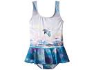 Laurel Dolphin One-Piece Swimsuit (Toddler/Little Kids/Big Kids)