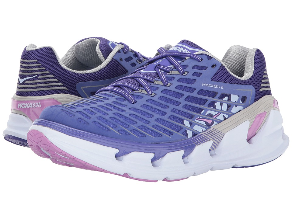 Hoka One One Vanquish 3 (Simply Purple/Micro Chip) Women