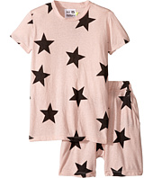 Nununu - Short Star Loungewear (Little Kids/Big Kids)