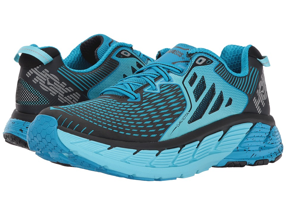 Hoka One One Gaviota (Atomic Blue/Bluefish) Women