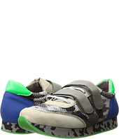 Stella McCartney Kids - Whoosh Velcro Strap Sneakers with Mesh Detail (Little Kid/Big Kid)