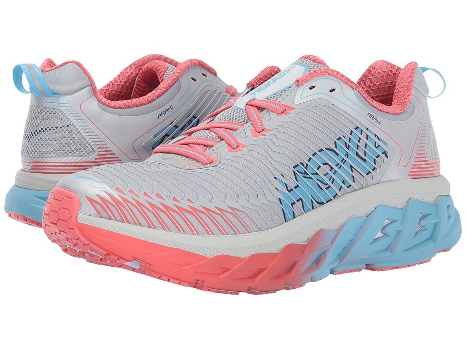 Hoka One One - Arahi (Micro Chip/Dubarry) Women's Running...