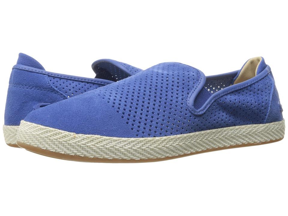 Lacoste Tombre Slip-On 217 1 (Blue) Men