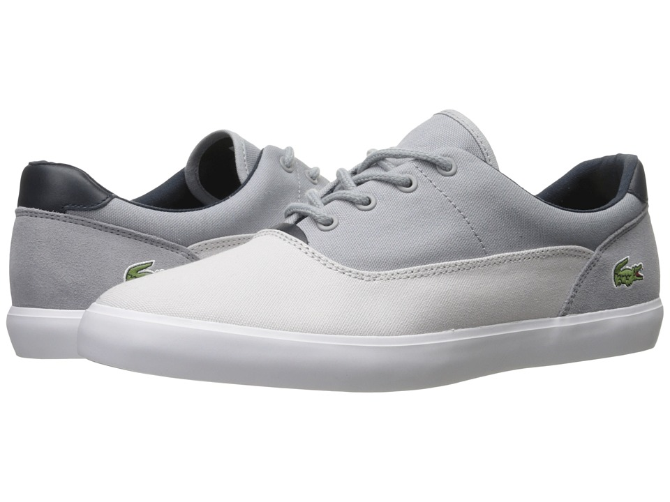 Lacoste Jouer 217 1 (Light Grey) Men