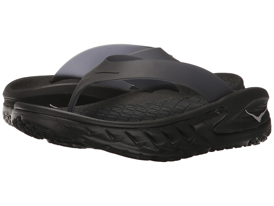 Hoka One One Ora Recovery Flip (Black) Women