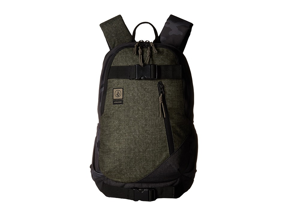 Volcom Substrate (Snow Military) Backpack Bags