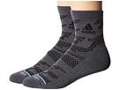 adidas adidas Tiger Style High 2-Pack Quarter Socks