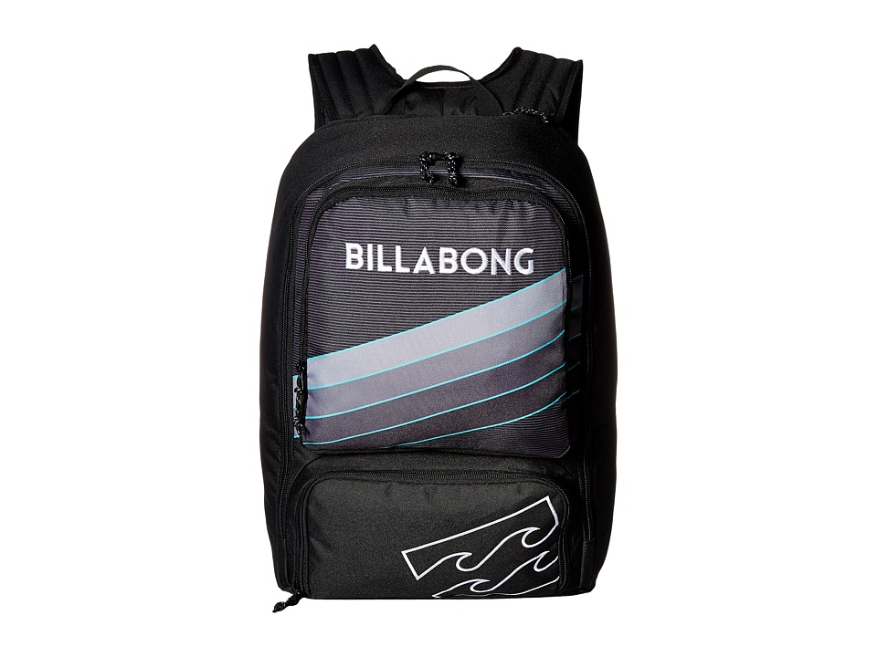 Billabong Juggernaught Pack (Black) Backpack Bags