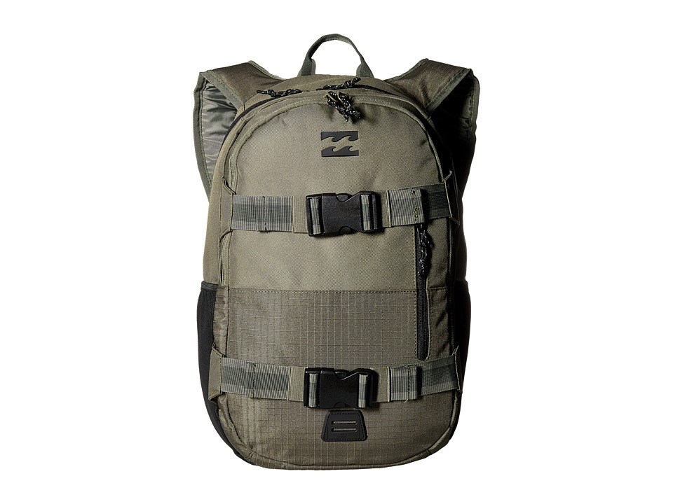 Billabong Command Skate Pack (Military) Backpack Bags