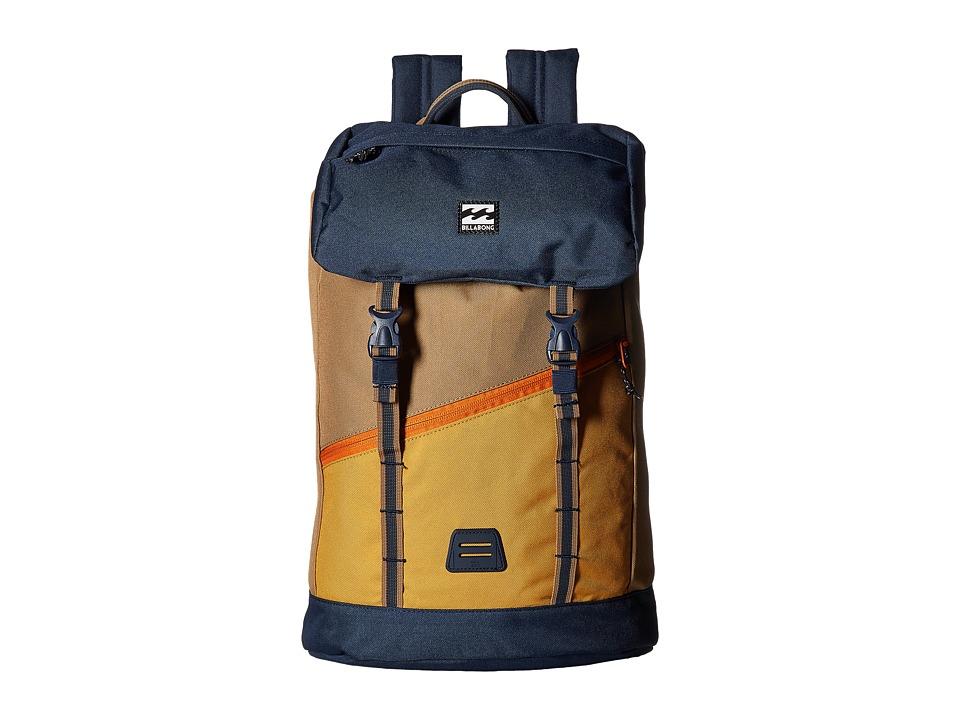 Billabong Track Pack (Dark Slate) Backpack Bags