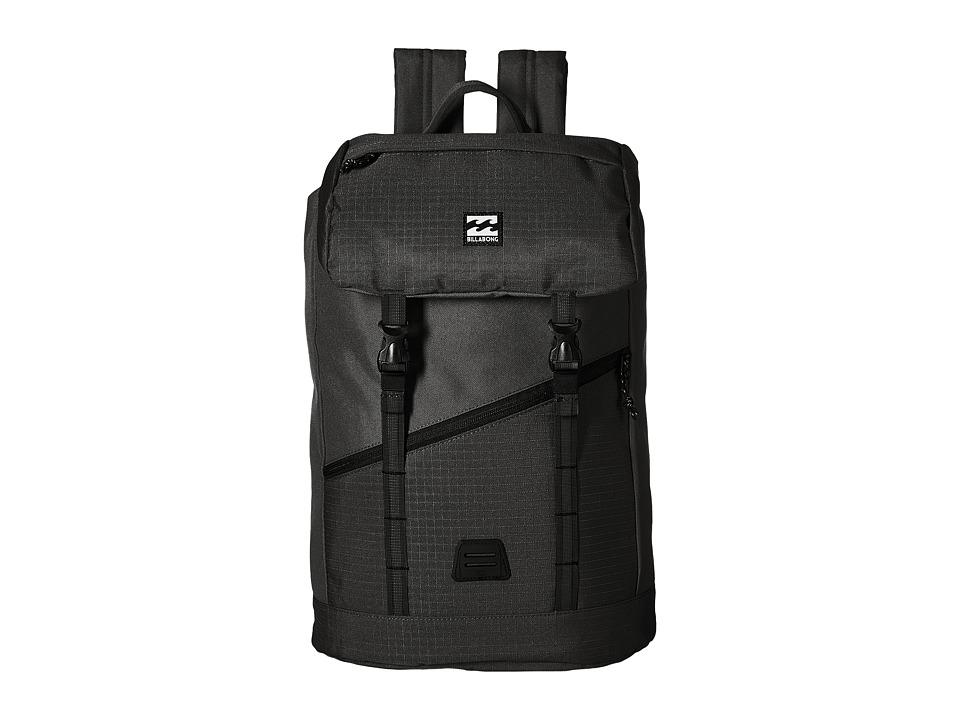 Billabong Track Pack (Stealth) Backpack Bags