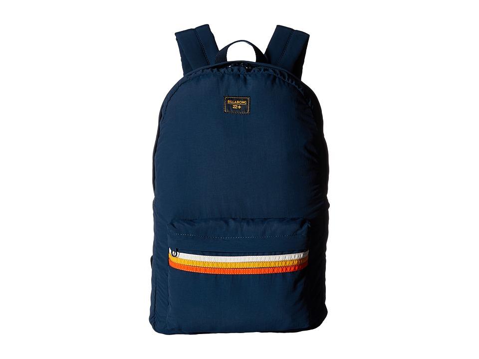 Billabong Zuma Pack (Navy) Backpack Bags