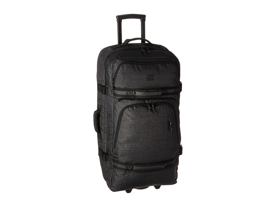 Billabong Booster 110L Travel (Black Heather) Luggage