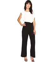 Sangria - Bi-Color Jumpsuit