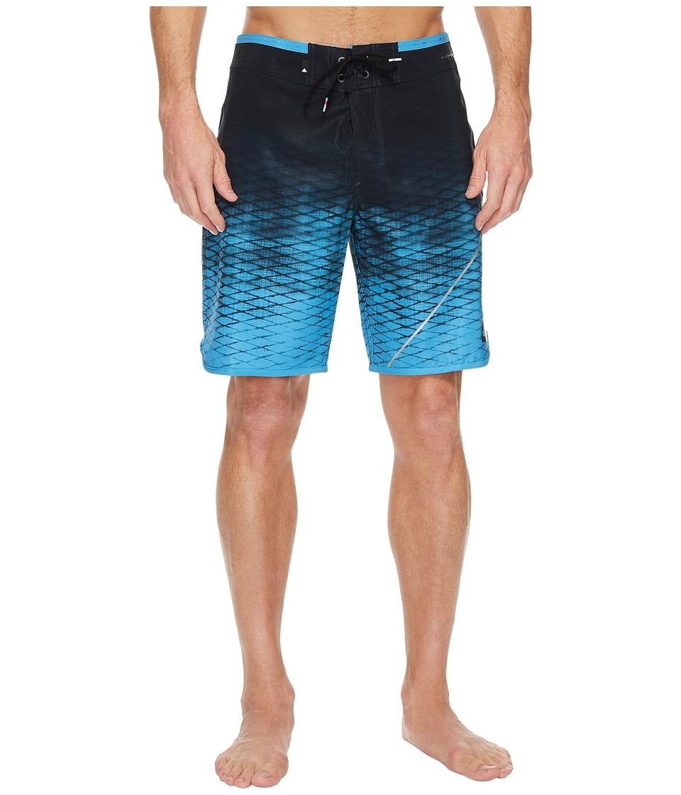 Quiksilver New Wave 19 Boardshorts (Tarmac) Men