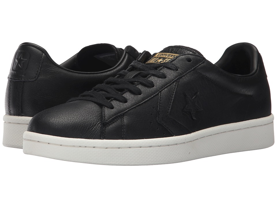 Converse PL 76 Ox (Black/Black/Egret) Men