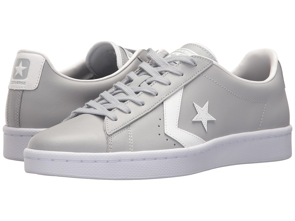 Converse PL 76 Ox (Wolf Grey/White/White) Men