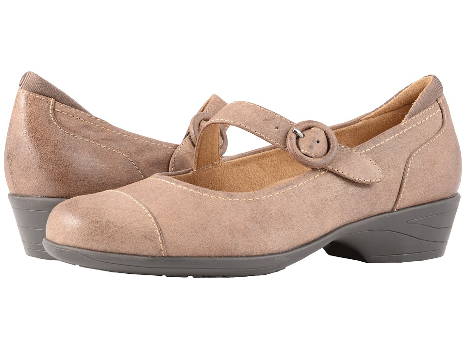SoftWalk Chatsworth (Sage Weathered Leather) Women