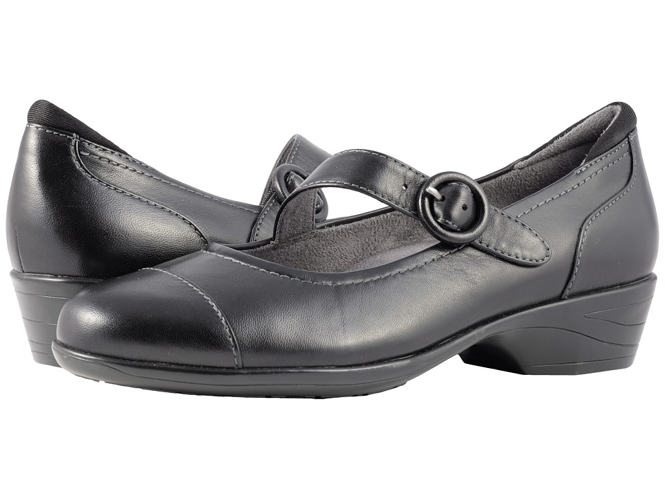SoftWalk Chatsworth (Black Professional Leather) Women
