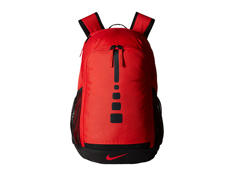 Nike Hoops Elite Varsity Basketball Backpack - University Red/Black/University Red