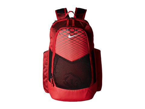 Nike Vapor Power Training Backpack - Gym Red/Black/Metallic Silver