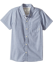 Quiksilver Kids - Everyday Wilsden Short Sleeve Shirt (Toddler/Little Kids)