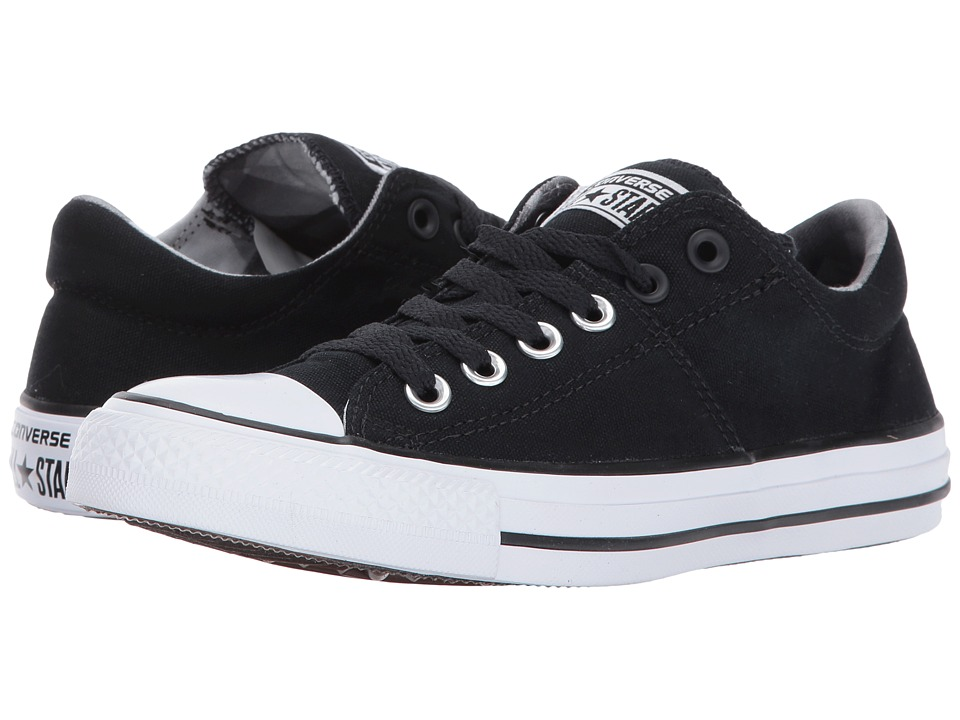 Converse Chuck Taylor All Star Madison Geometric Ox (Black/Black/White) Women