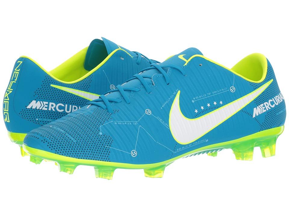 Nike Mercurial Veloce III NJR FG (Blue Orbit/White/Blue Orbit/Armory Navy) Men