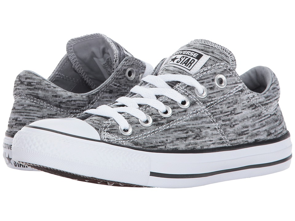 Converse Chuck Taylor All Star Madison Ox (Black/Wolf Grey) Women