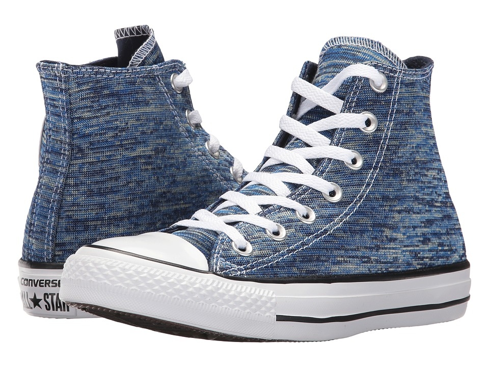 Converse Chuck Taylor All Star Hi (Midnight Navy/Barely Volt) Women