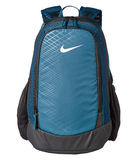 Nike Vapor Speed Training Backpack - Space Blue/Black/Metallic Silver