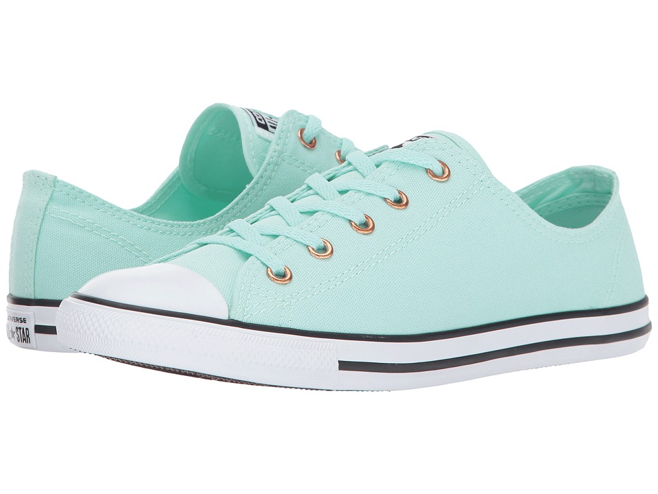 Converse Chuck Taylor All Star Dainty Ox (Mint Foam/White/Gold) Women