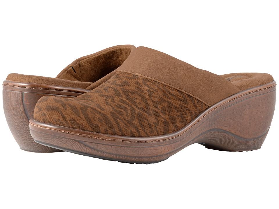 SoftWalk Murietta (Luggage Leopard) Women